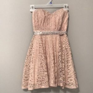Sequin Hearts prom dress size 3